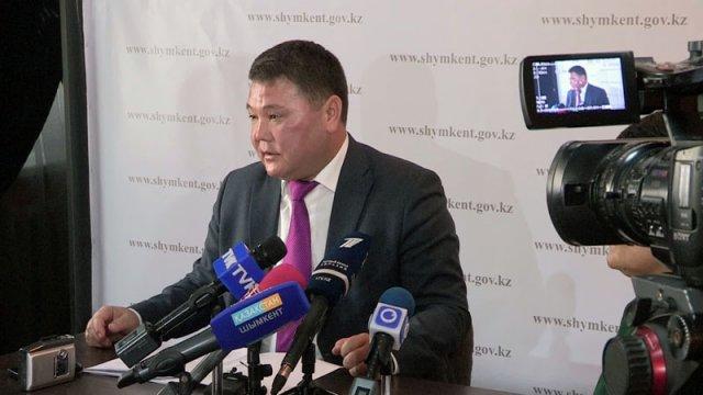 Бахадыр Нарымбетов, заместитель акима Шымкента.