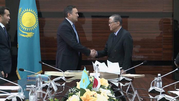 Чрезвычайный и Полномочный Посол Японии посетил Шымкент
