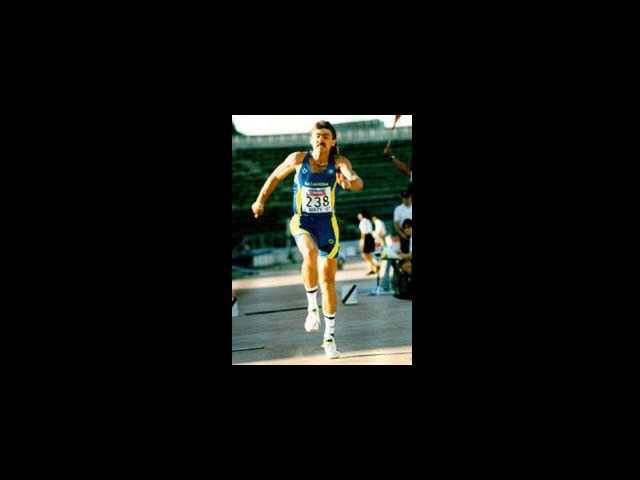 Ушел из жизни звезда советского и казахстанского спорта Олег Сакиркин