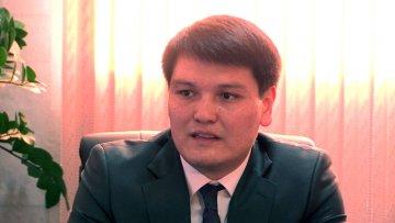 Бакыт Кайшыбеков, руководитель управления расследования правонарушений в налоговой и таможенной сферах ДГД ЮКО