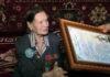 Руководство департамента по делам обороны ЮКО поздравляет старшего лейтенанта запаса медицинской службы Антонину Андреевну Соколову с днем рождения и 70-летием Победы