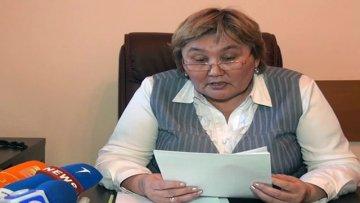 Айсулу Кожабекова, судья Сайрамского районного суда