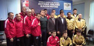В Шымкенте пройдет матч регулярного турнира пятого сезона WSB