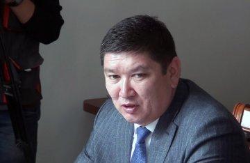 Ербол Садыр, заместитель акима ЮКО
