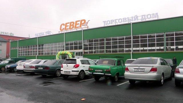 """Современный крытый рынок """"Север"""" открылся в Шымкенте"""