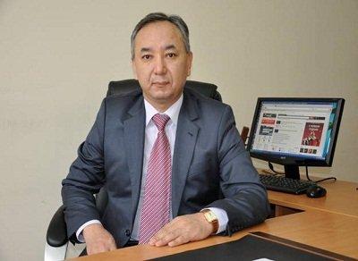 Абдигаппар Жаксыбеков
