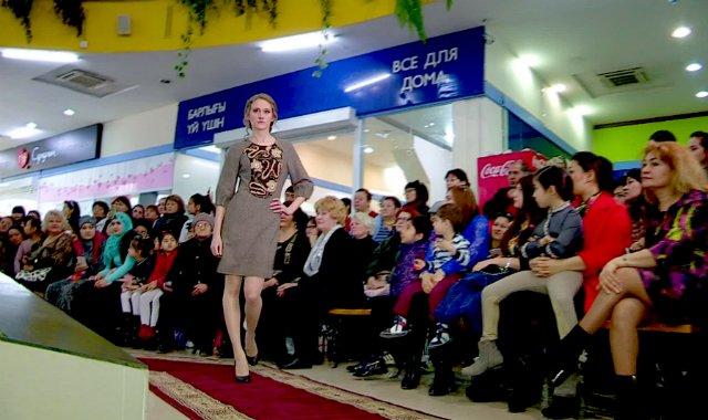Свою первую линию весенней одежды шымкентский дизайнер Дильдор Ерметова посвящает молодым девушкам