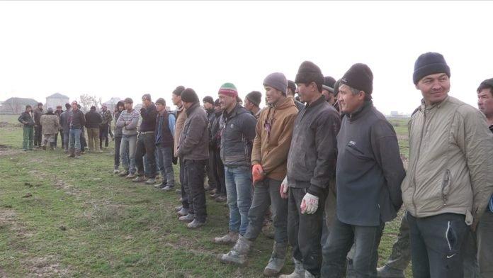 Сотрудники миграционной полиции области вышли в рейд