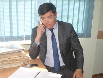 Бауыржан Калжанов
