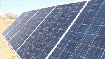 Энергию солнца будут использовать в Отырарском районе ЮКО