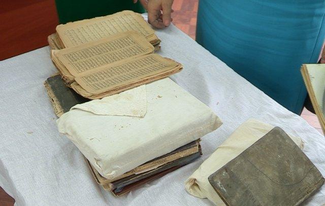 """В библиотеке """"Отырар"""" отметили всемирный день книг и авторского права"""