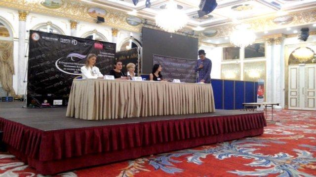 Пресс-конференция перед началом масштабного фестиваля