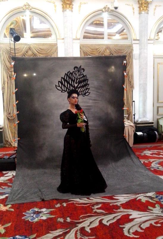 В Шымкенте прошел II Открытый международный чемпионат Казахстана по визажу и боди-арту-2015