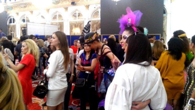 С раннего утра в Rixos Khadisha Shymkent царит атмосфера праздника