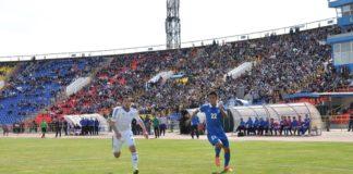 В матче пятого тура Премьер-Лиги «Ордабасы» сыграл с «Таразом» 1:0