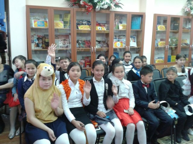 Международный день детской книги провели в городской библиотеке им. А.П. Гайдара