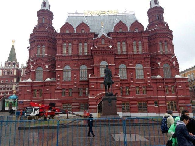 Южноказахстанцы голосуют и в Москве!
