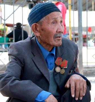 Информация из соцсети о 90-летнем шымкентском ветеране оказалась неточной
