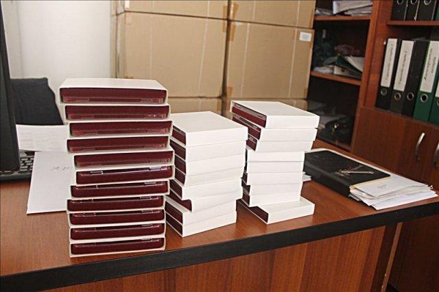 Бархатных коробочек с медалями более семи тысяч