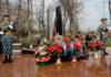 В Шымкенте открыли памятник солдатам погибшим в Пшихаврском ущелье