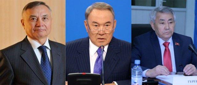 Кандидаты на пост президента РК - 2015