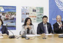 В Алматы презентовали доклад ООН «Вода для устойчивого мира»