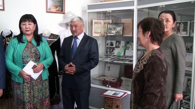 Свой музей появился у казахского драматического театра