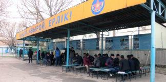В Шымкенте начался весенний призыв