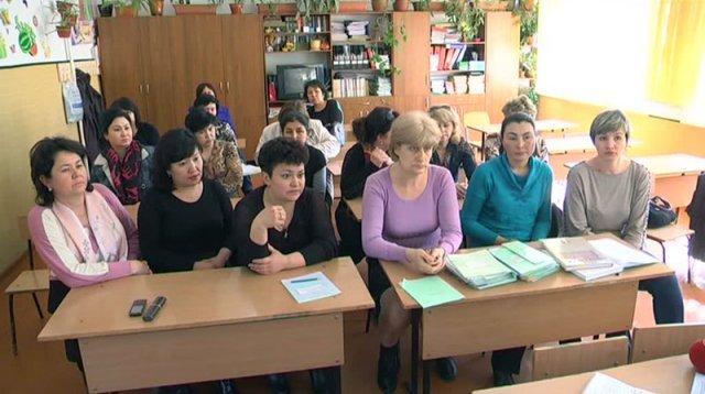 Учителя школы №12 Шымкента устали от поборов