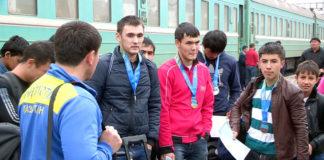 Шымкентские ушуисты стали чемпионами РК