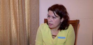 Гульшат Жусупжанова, заведующая канцелярией ювенального суда ЮКО