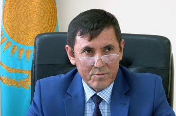 Заместитель председателя областной избирательной комиссии Амирдин Алишев