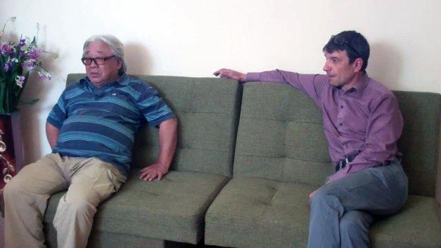 Владимир Ким и Владимир Привалов