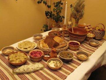 ярмарка постных блюд