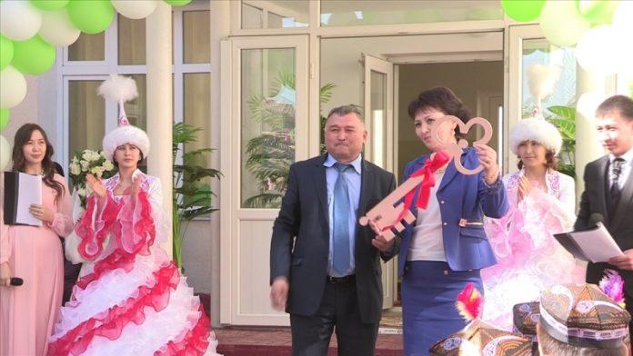 В Шымкенте открылся новый детский сад в микрорайоне
