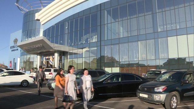 В Шымкенте открылся единственный в категории LUX спорткомплекс