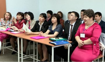 В гимназии №8 им. М.Х.Дулати прошел республиканский инновационно-педагогический форум