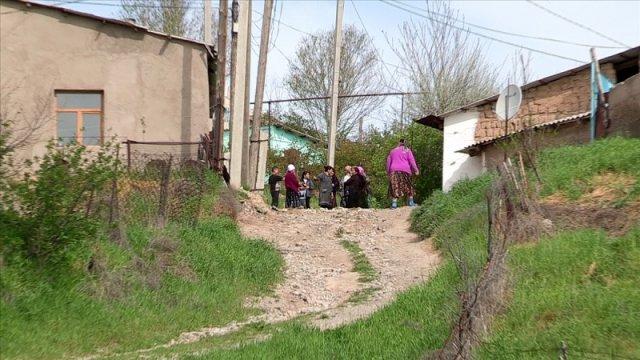 Из-за разбитых дорог к больным микрорайона Сауле не едет скорая помощь