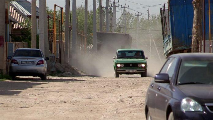 Работой дорожных служб недовольны жители Шымкента