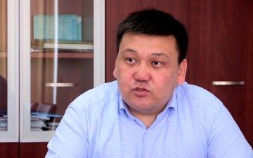Марат Абилхайыров, и.о. директора центра занятости г.Шымкент