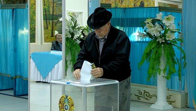 В Шымкенте стартовали выборы президента РК
