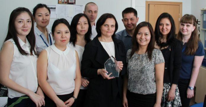 Банку ВТБ (Казахстан) вручена престижная награда