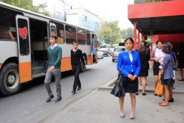 В Шымкенте идет месячник по проверке работы общественного траспорта