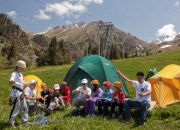 Как в Шымкенте будут работать пришкольные лагеря