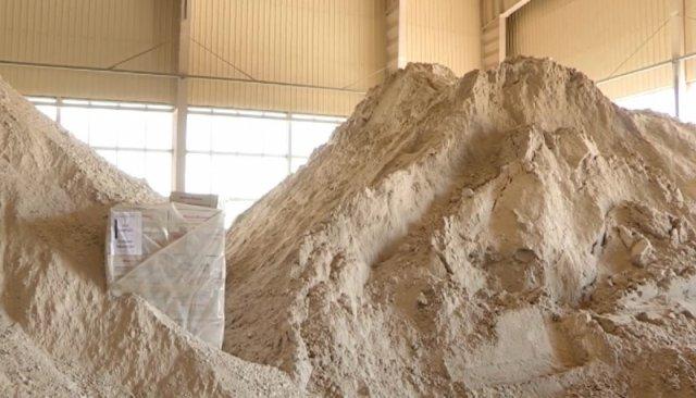 Керамогранитный завод в Шымкенте запущен вновь