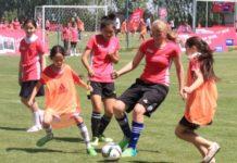 Фестиваль футбола под эгидой FIFA