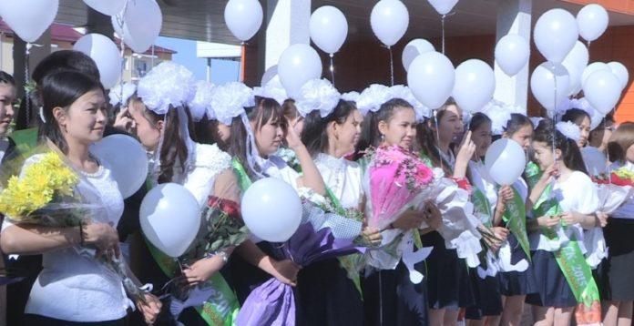 Первые выпускники