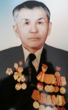 Жамалбек Асильбеков