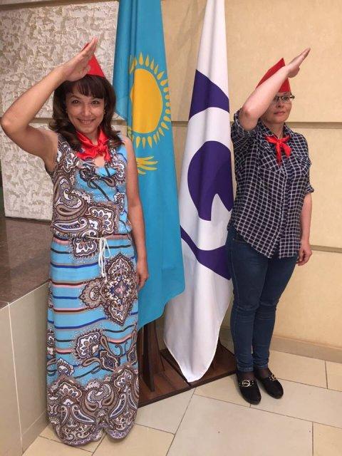 Фото из личного аккаунта пользователя Facebook: Саида Турсуметова.