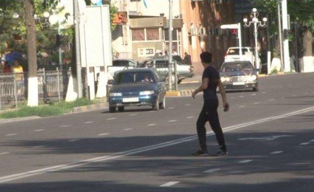 В ЮКО проводится оперативно-профилактическое мероприятие «Водитель-Пешеход»